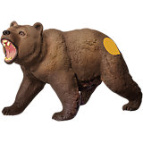 tiptoi® Spielfigur Grizzlybär