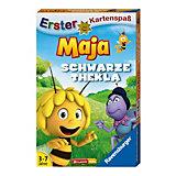 Biene Maja Kartenspiel Schwarze Thekla