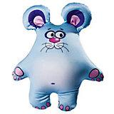 Мышонок - антистресс (игрушка-подушка) В36 см, арт. 2511/ГЛ