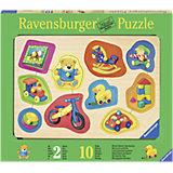 Holzpuzzle Liebste Spielsachen 10 Teile