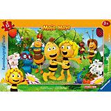 Rahmenpuzzle Biene Majas Welt 15 Teile