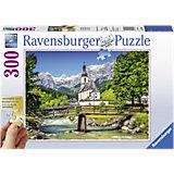 Puzzle Ramsau, St. Sebastian Kirche, Bayern, 300 Teile