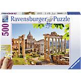 Puzzle Römische Ruinen, Italien, 500 Teile