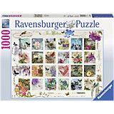 Puzzle Briefmarkensammlung 1000 Teile
