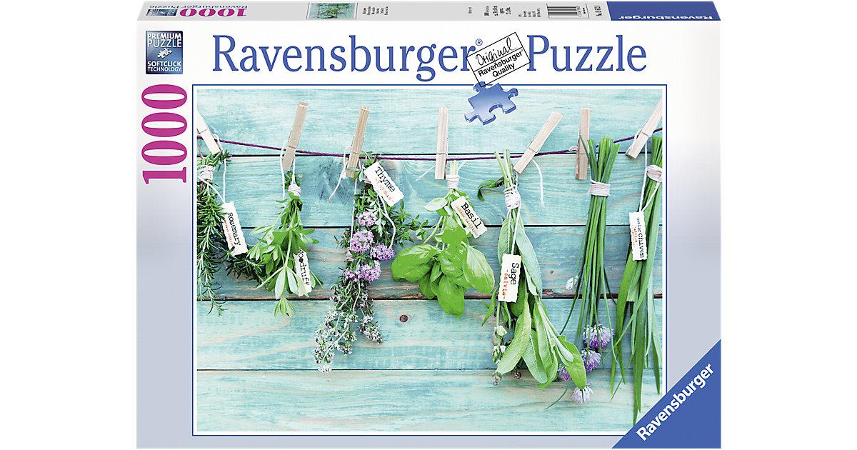 Puzzle Kräuter 1000 Teile