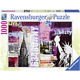 Puzzle New York 1000 Teile