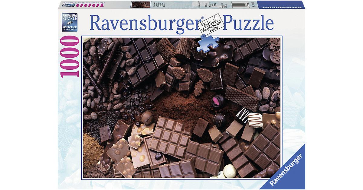 Puzzle Schokoladiges Paradies 1000 Teile