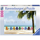 Puzzle Live the life you love 1000 Teile