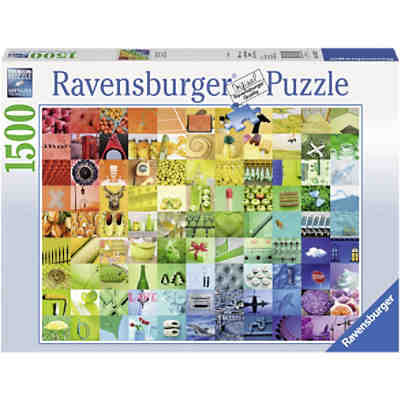 Puzzle 99 Beautiful Colors 1500 Teile