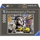 Puzzle Metropole New York City 9000 Teile