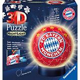 puzzleball® Nachtlicht FC Bayern München 72 Teile