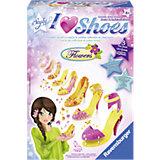 I love shoes: Pumps Flowers