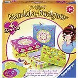 Mandala Desgner My Deco Set Flowers und Butterflies