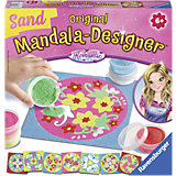 Mandala-Designer Sand Romantic