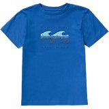 T-Shirt HASHED WAVE für Jungen