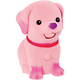 Розовый щенок, Little Live Pets
