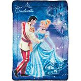 """Зимнее одеяло """"Золушка с Принцем"""" 140*205 см, 1,5-спальное"""