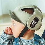 Противоударный шлем No Shock, Ok Baby, бежевый