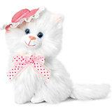 Кошечка в шляпе, музыкальная, 24 см., LAVA