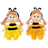 Кукла пчелка, музыкальная, 27 см., LAVA