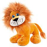 Львёнок-игрун музыкальный, 20 см., LAVA