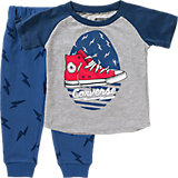 Baby Set T-Shirt + Sweathose für Jungen