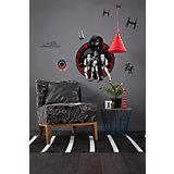 Wandsticker Star Wars Das erwachen der Macht, 50 x 70 cm