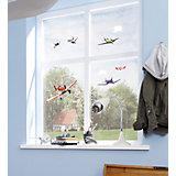 Fenstersticker Disney Planes, 31 x 31 cm