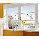 Fenstersticker Winnie the Pooh, 31 x 31 cm