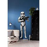 Wandsticker Star Wars, Das Erwachen der Macht, Stormtrooper, 100 x 70 cm