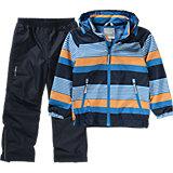 Kinder Regenset Jacke und Hose