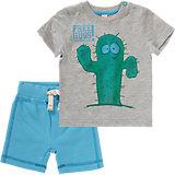 Baby Set T-Shirt und Shorts für Jungen