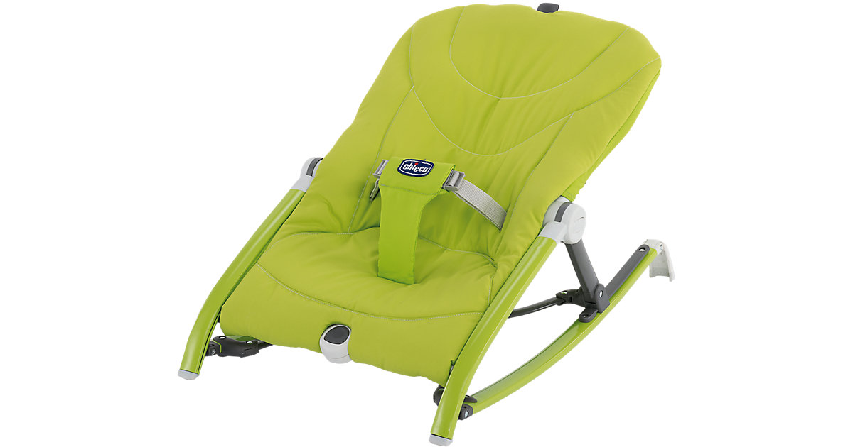 Wippe Pocket Relax, green grün