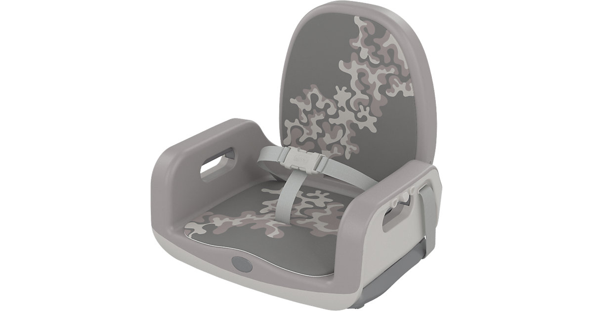 Babystuhlsitz Up To 5, Premium Line, grey grau