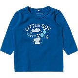 Baby Langarmshirt für Jungen Organic Cotton