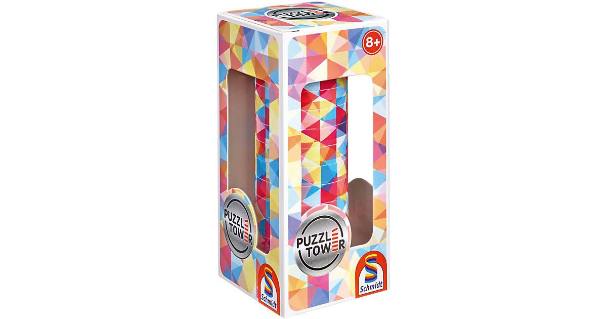 Puzzle Tower, Abstrakt - 10 Teile