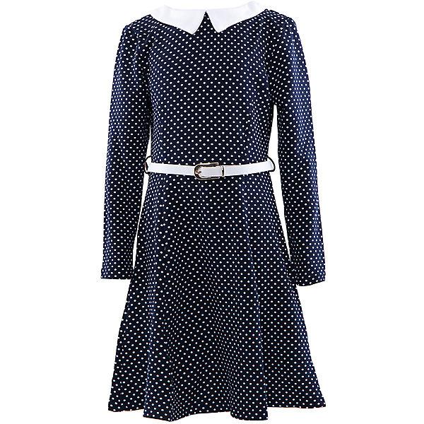 Нарядное платье Венера - синий