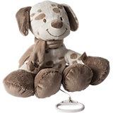 Spieluhr Hund Max, Crown, 30 cm