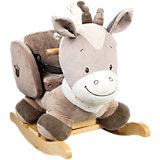 Schaukeltier Pferd Noa, Crown