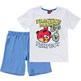 ANGRY BIRDS Schlafanzug für Jungen
