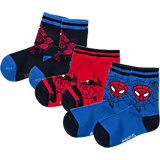 SPIDERMAN Socken 3-er Pack für Jungen