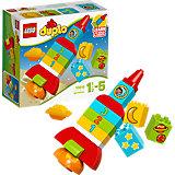 LEGO DUPLO 10815: Моя первая ракета