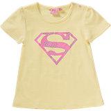 SUPERMAN Baby T-Shirt für Mädchen