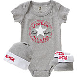 Baby Geschenkset Body, Mütze und Söckchen, 0-6 MON