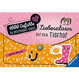 1000 Gefühle - Du entscheidest selbst! Liebesalarm auf dem Tierhof