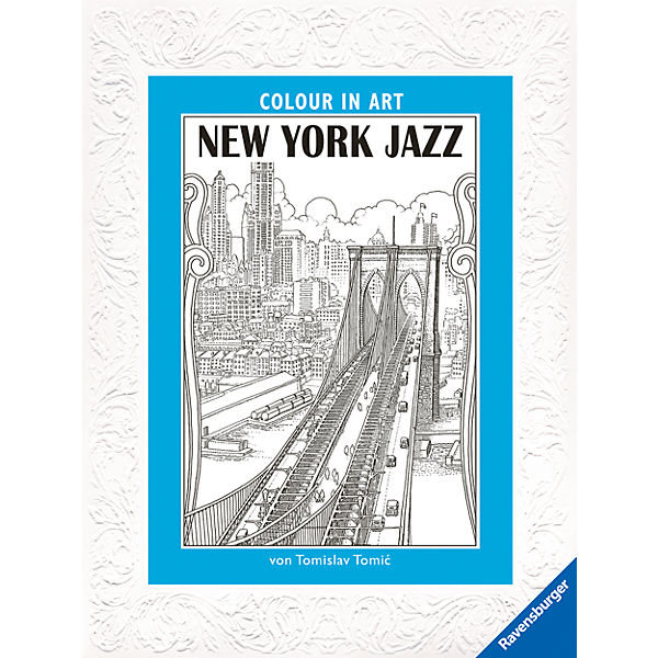 Colour in Art: New York Jazz