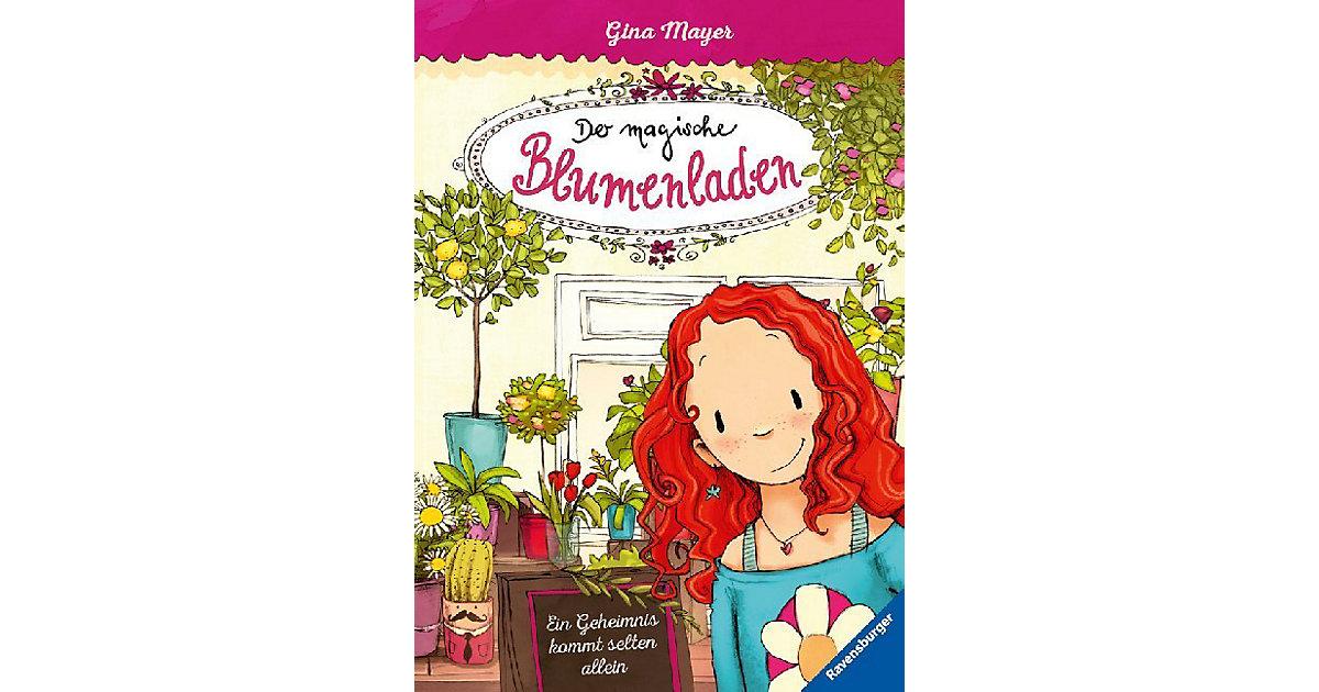 Buch - Der magische Blumenladen: Ein Geheimnis kommt selten allein