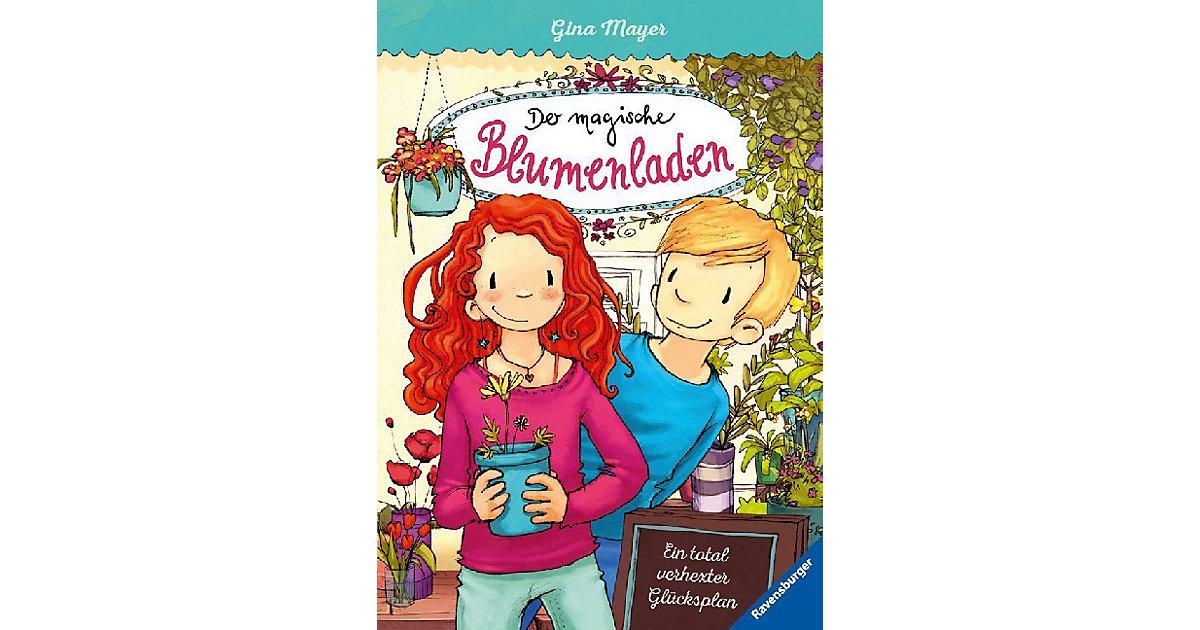 Buch - Der magische Blumenladen: Ein total verhexter Glücksplan