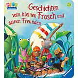 Geschichten vom kleinen Frosch und seinen Freunden