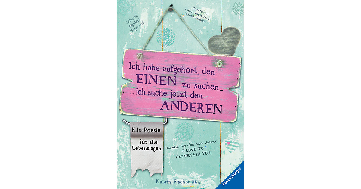 Buch - Klo-Poesie alle Lebenslagen Erwachsene